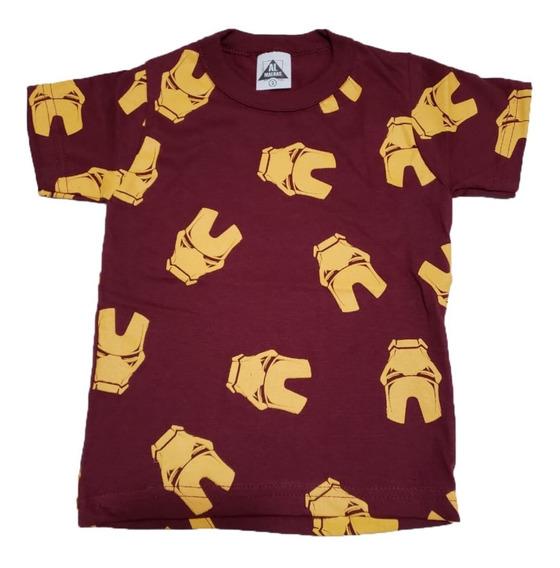 Kit 10 Camisetas Infantil Crianças Menino Atacado Sem Juros