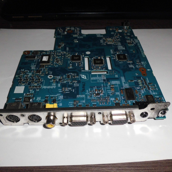 Placa Logica Projetor Toshiba Tlp-s70 A5a000829010a Ft7ma1