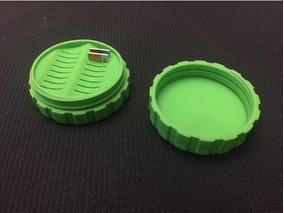 Porta Cartão Micro Sd Enroscável Proteção