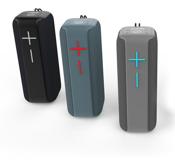 Caixa De Som Portátil, Bluetooth Kimaster Kp450 Ipx6