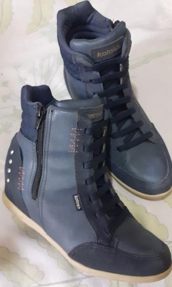 Sneaker Azul Kolosh