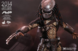 Ancient Predator Hot Toys 2014 Exclusive