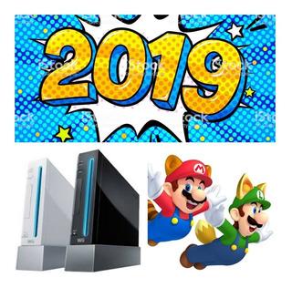 Wii+control De Gamecube,50 De Wii+30 Gamecube+5000 Clásicos.