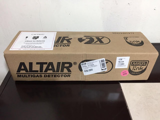 Detector Multigas Altair 5x Msa Explosimetro
