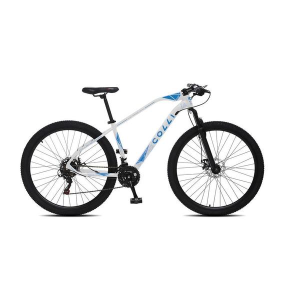 Bicicleta Colli Duster Aro 29 Freio À Disco Shimano 21m