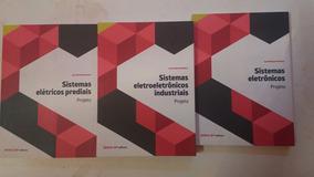 Kit De Livros Eletrônica Projeto De Sistemas