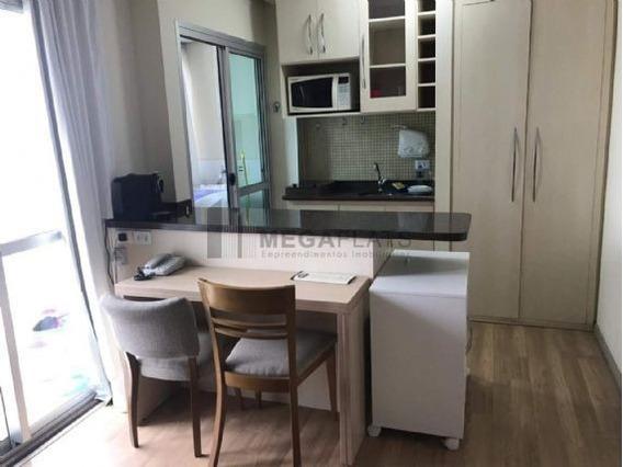 06596 - Flat 2 Dorms, Bela Vista - São Paulo/sp - 6596