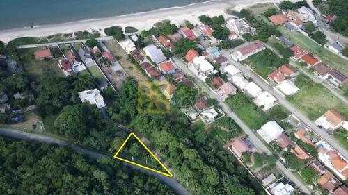 Imagem 1 de 11 de Terreno No Bairro Zimbros Em Bombinhas Sc - 4646