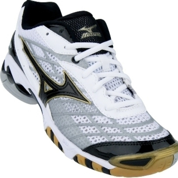 Tênis Wave Mizuno Lightning Rx Indoor Branco Original