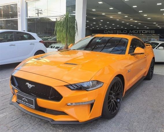 Mustang 5.0 V8 Tivct Gasolina Gt Premium Selectsh 2018/2018