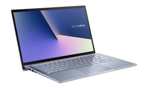 Ultrabook Asus Zenbook I7 10ma 8gb Ssd512 Mx250 14  1,6kg
