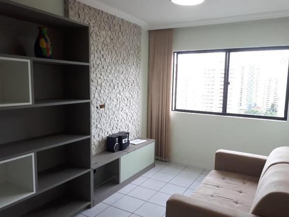 Studio Em Parnamirim, Recife/pe De 33m² 1 Quartos À Venda Por R$ 185.000,00 - St285285