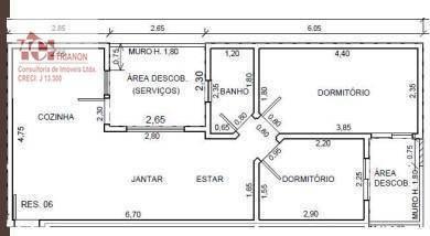 Cobertura Com 2 Dormitórios À Venda, 92 M² Por R$ 363.000 - Vila América - Santo André/sp - Co0953
