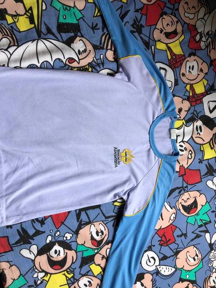 Camisa Manga Longa Adventista Usado Mi