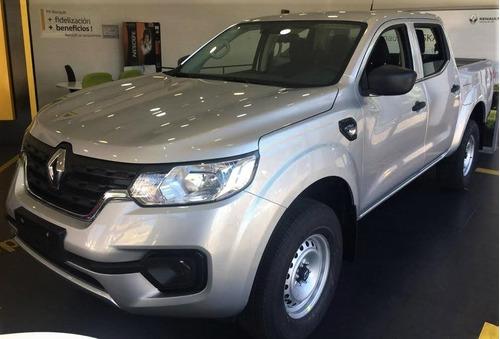 Renault Alaskan Confort 4x2 Versiones Stock 10% Des + Boni G