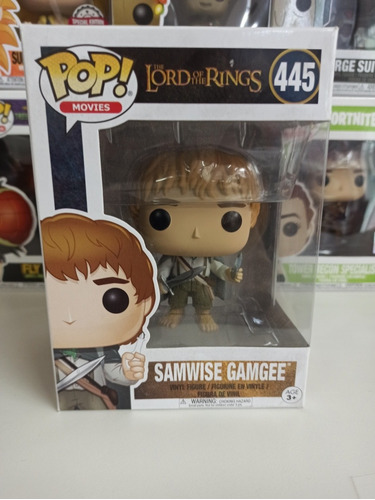 Funko Pop The Lord Of The Rings 445 Samwise Gamge Magic4ever