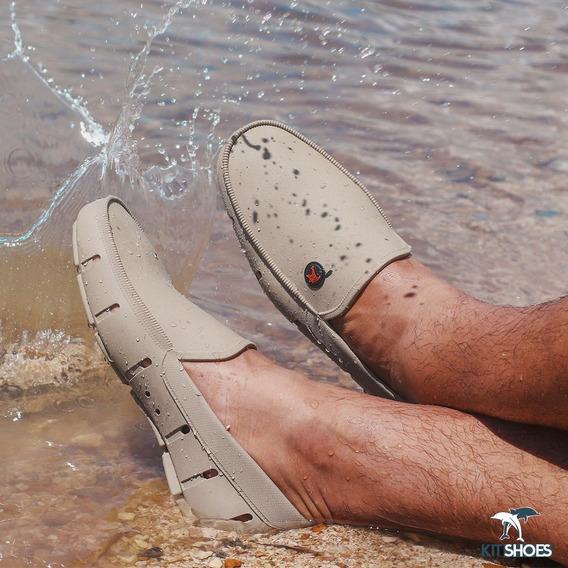 Sapato Barato Promoçã Sapatilha Masculino Mocassim Original