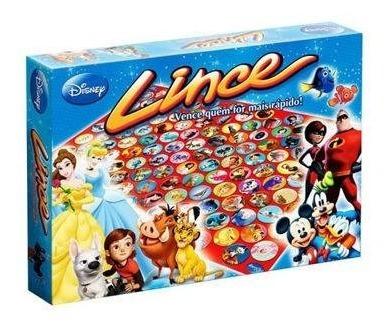 Jogo Lince Disney Impecável Completo