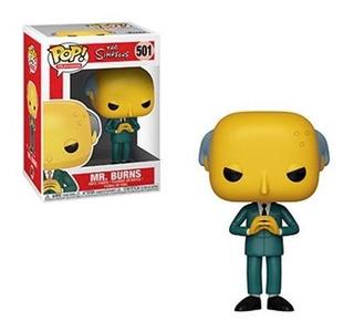 Funko Pop 501 The Simpsons S2 - Mr Burns
