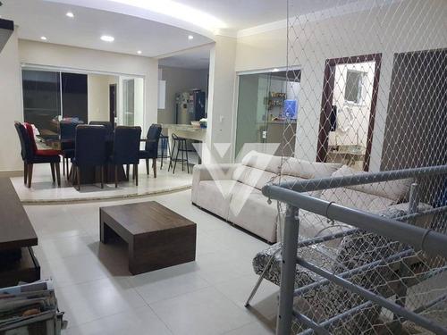 Sobrado À Venda, 210 M² Por R$ 890.000,00 - Condomínio Aldeia Da Mata - Votorantim/sp - So0169