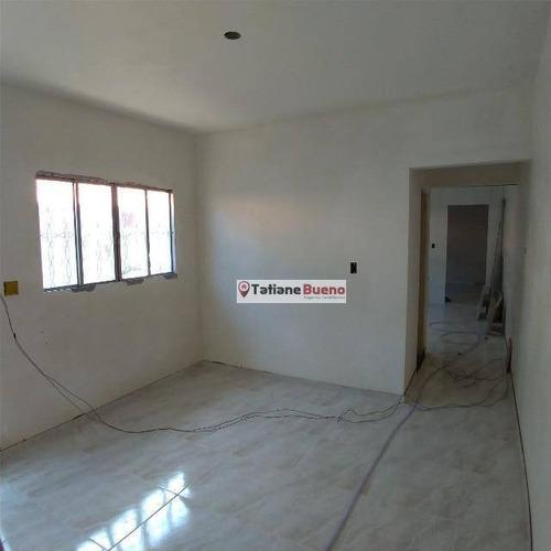 Casa Com 2 Dormitórios À Venda, 80 M² Por R$ 190.000 - Parque Novo Horizonte - São José Dos Campos/sp - Ca2474