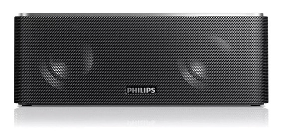 Bocina Portatil Nfc Bluetooth One-touch Usb Sb365/37 Philips