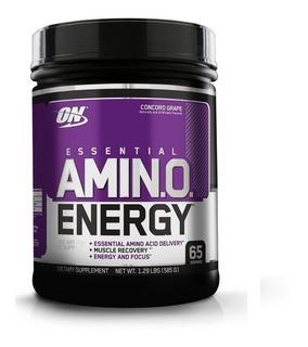 On Amino Energy Aminoácidos Por 65 Servicios Energía