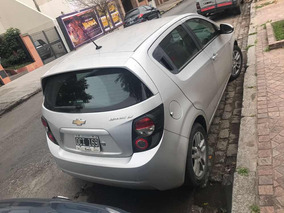 Chevrolet Sonic 1.6 Lt Mx 5 P 2015