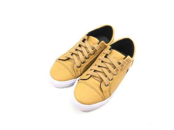 Sapato Masculino Polo Mostarda 500047
