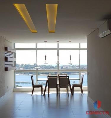 Apartamento Para Venda Em Vitória, Praia Do Canto, 4 Dormitórios, 3 Suítes, 5 Banheiros, 3 Vagas - 80281