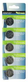 5 Unidades Bateria De Litio Cr2032 Cr 2032 3v Chipsce