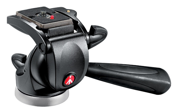 Manfrotto 391rc2 Cabeza De Video