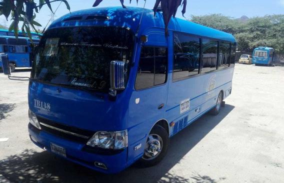 Hyundai County 2015, Unico Dueno, Full Equipo