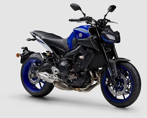 Mt 09 Abs 2021 Azul Yamaha