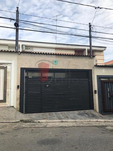 Imagem 1 de 15 de Sobrado - Alto Da Mooca - Ref: 8021 - V-8021