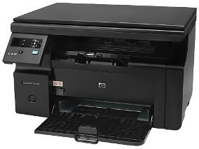 Impressora Hp M1132 Usada Revisada Com Toner Cheio