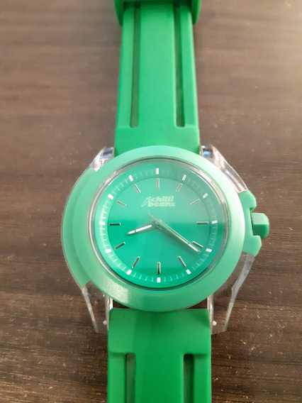 Relógio Chilli Beans Verde