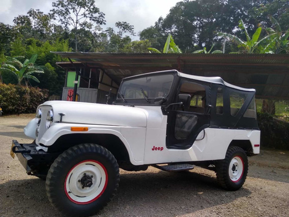 Jeep Willys Jeep Cj6