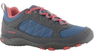 Zapatillas Hi Tec Mujer Trekking Outdoor Trail Running Livianas Importadas