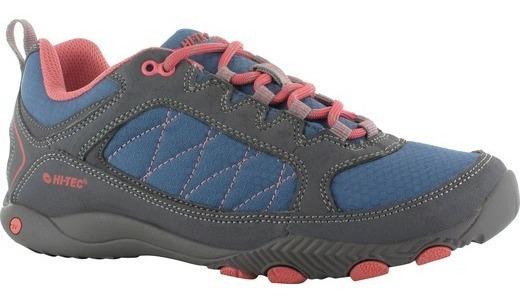 Zapatillas Hi Tec Mujer Trekking Outdoor Trail Running