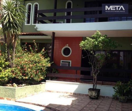 Casa À Venda, 150 M² Por R$ 1.200.000,00 - Vila Valqueire - Rio De Janeiro/rj - Ca0015