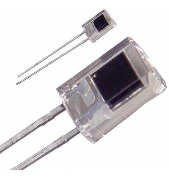 04x Foto Diodo Sfh206k Infra Vermelho Laser Receptor Ir