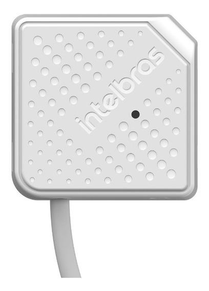 Microfone Intelbras Para Cftv, Area De Captura 80m² Mic 3080