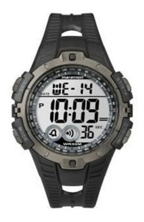 Relógio Timex Marathon Cronógrafot5k8024e Com Caixa Original