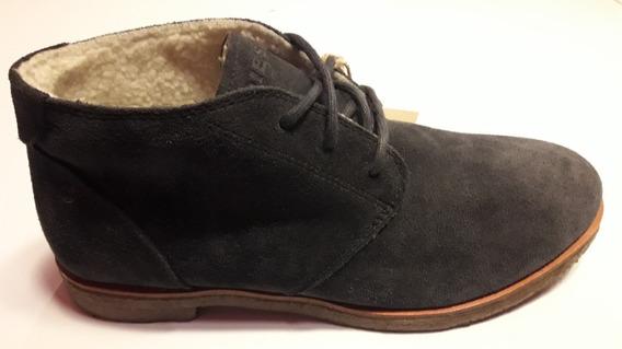 Botas Diésel Hombre Gamuza Importadas Ebony Zapatos