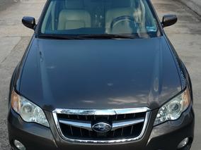 Subaru Outback 2.5i Limited 2008 4x4 Edición De Lujo