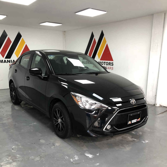 Toyota Yaris 2020 4p 1.5 R Xle At