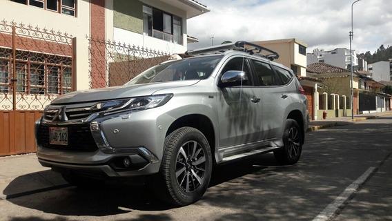 Mitsubishi Montero 2017