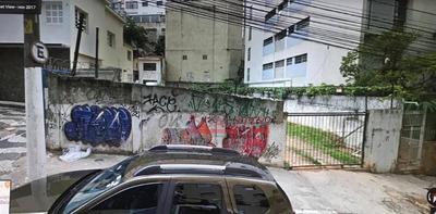 Terreno À Venda Por R$ 3.000.000 - Bela Vista - São Paulo/sp - Te0027
