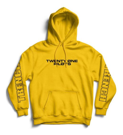Sueter Sudadera Banda Twenty One Pilots Nuevo Album Trench